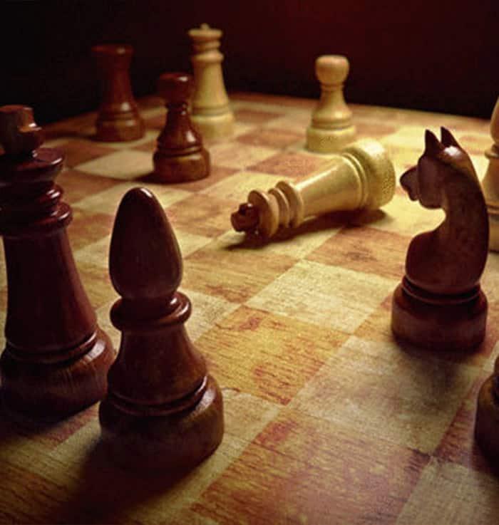 رقعة شطرنج 2