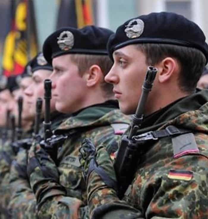 جيش ألمانيا