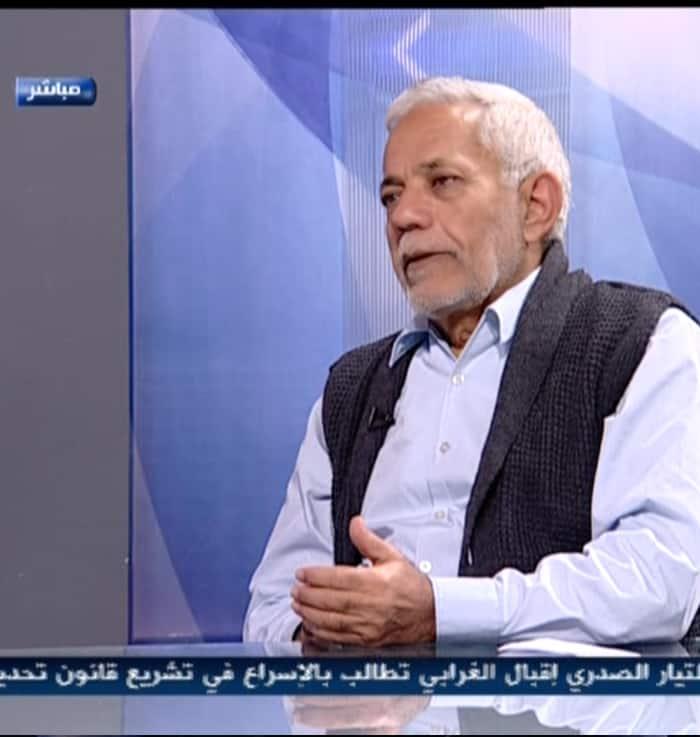 مصطفي حامد في برنامج (اكثر عمقا) قناة الحدث - 25-1-2013