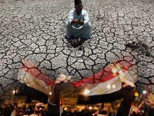 ثورة العطش في مصر