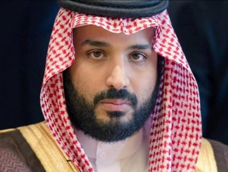 لقاء ولي العهد السعودي محمد بن سلمان