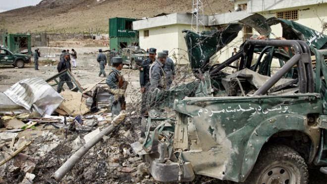 هلمند: طائرات الاحتلال تقصف عملائها في جريشك وتقتل 20 جنديا بينهم قائد وتصيب عدد كبير آخر