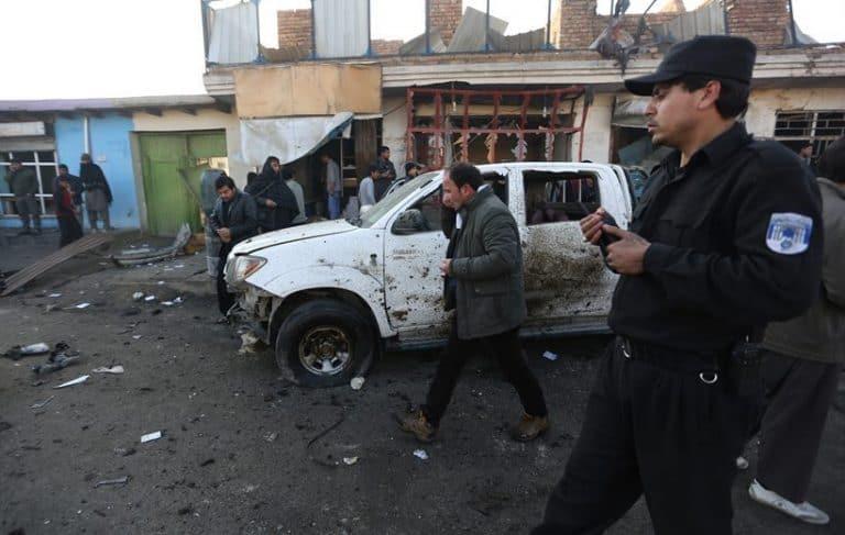 اغتیال ضابط مهم في استخبارات الإدارة العميلة (عارف) مع 3 من حراسه في مدينة جلال آباد وإصابة حارسين آخرين له