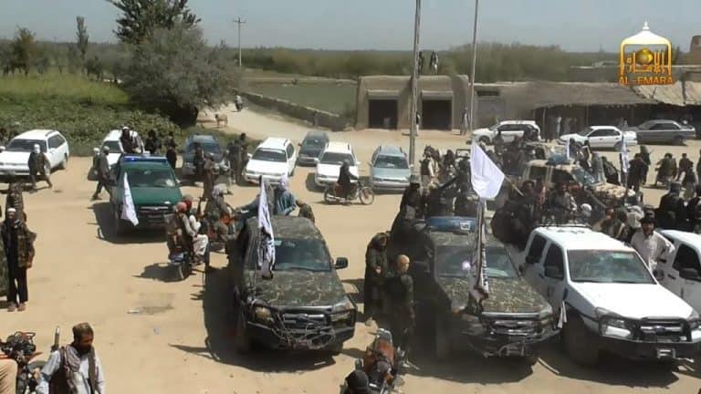 عاجل: تحرير مركز مديرية معروف بولاية قندهار وهروب قوات العدو