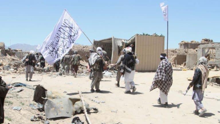 تحرير حاجز أمني في مركز ولاية غزني ومقتل 4 من عناصر الشرطة من بينهم قائد الحاجز الوحشي (حبيب الله)