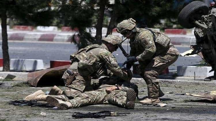 عاجل: مقتل جنديين أمريكيين اثنين وجرح آخرين إضافة إلى مصرع 3 من كوماندوز الجيش العميل وجرح آخر في عملية نوعية بمديرية شيندند