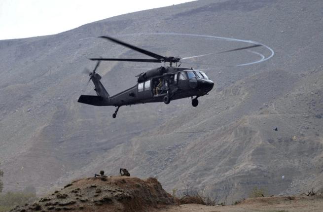 سلاح الجو الأمريكي وجنود إدارة كابل يساندون داعش في ولاية ننغرهار