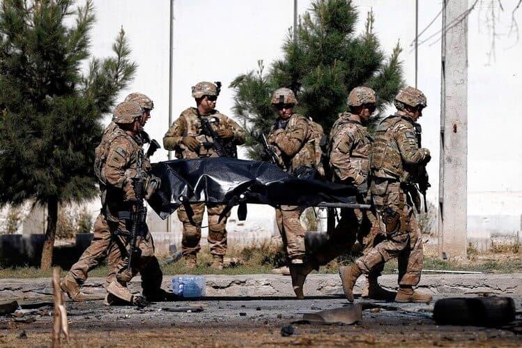 عاجل: مقتل 6 جنود أمريكيين محتلين في عملية فدائية بمديرية قره باغ بالعاصمة كابل