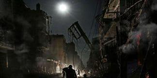 سوريا ــ الربيع العربى ــ الحركة الإسلامية