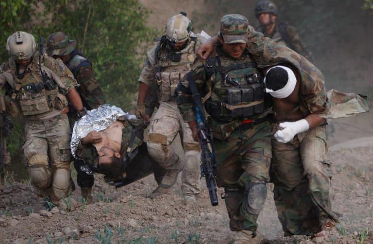 """عضو الکونغرس الأمريكي: """"أفغانستان مقبرة الإمبراطوريات"""""""