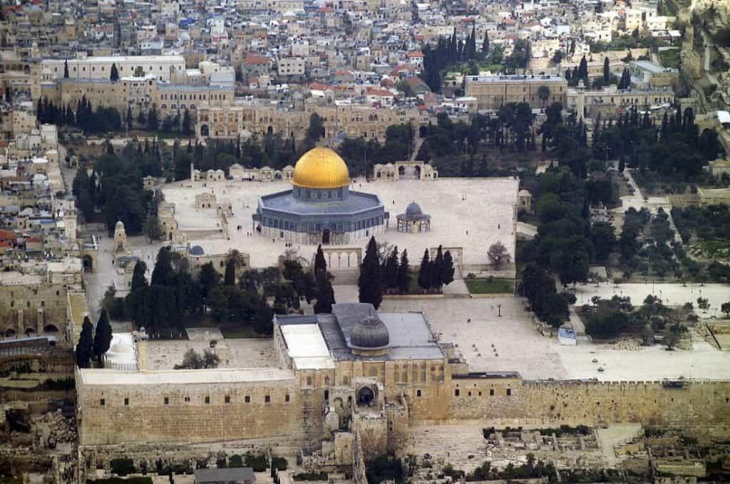 رد فعل الإمارة الإسلامية حول اعتراف أمريكا بالقدس الشريف عاصمة لإسرائيل