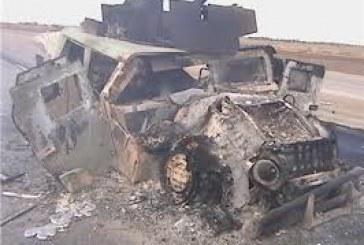 فراه: مقتل 3 جنود وإصابة آخرين وتدمير دبابة في بالابلوك