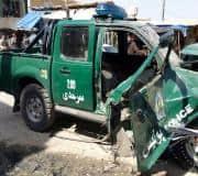 قندهار: تدمير سيارة رينجر ومقتل وإصابة 5 جنود في ارغنداب