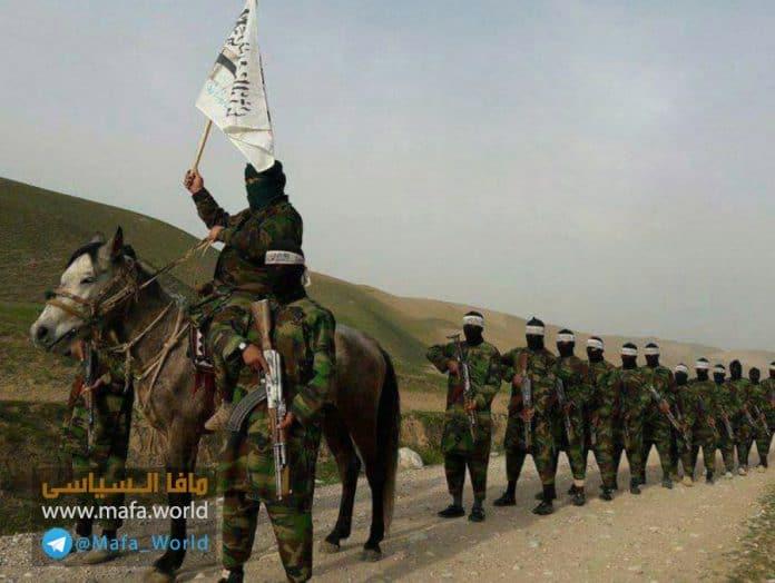 جهاد شعب أفغانستان ، معركة حقيقية لتحرير فلسطين