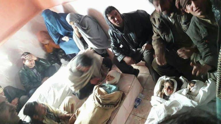 المتحدث باسم الإمارة الإسلامية: القصف الوحشي في غزني من عمل العدو، وربطه بالمجاهدين ادعاء كاذب