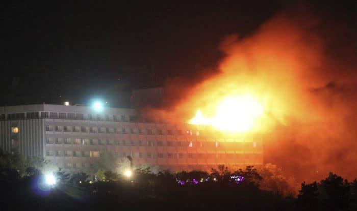 مقتل وجرح عشرات من الأعداء المحتلين والعملاء في الهجمات الفدائية بمدينة كابل