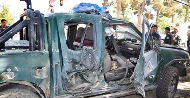 ننجرهار: تدمير سيارة رينجر ومقتل وإصابة 10 عناصر الميليشيات في سرخرود
