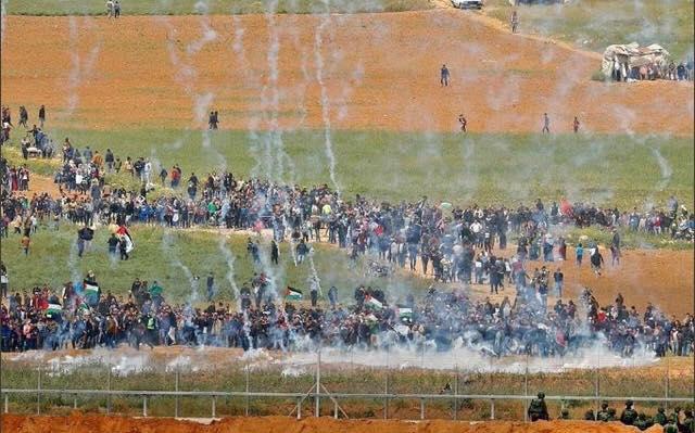بيان الإمارة الإسلامية بشأن استشهاد الفلسطينيين المظلومين في غزة