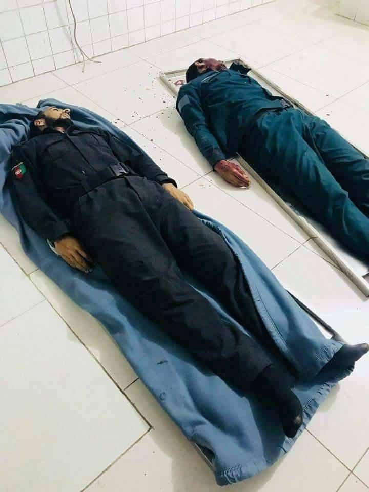 مقتل شرطيين وضبط أسلحتهم في مدينة جلال آباد
