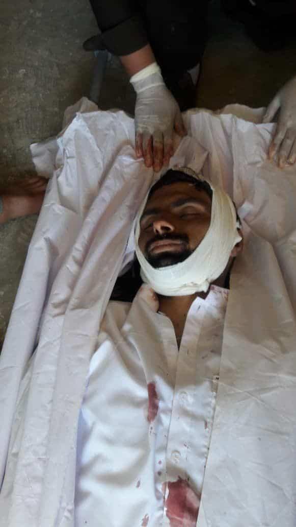 غزني: استشهاد طبيب (محمد عليم) وإصابة آخر نتيجة هجوم جنود العدو على مستشفى في شلجر