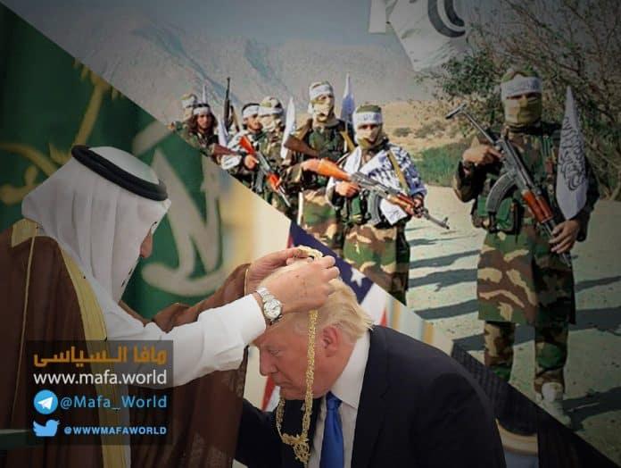 طالبان في مواجهة المؤامرة السعودية الأمريكية