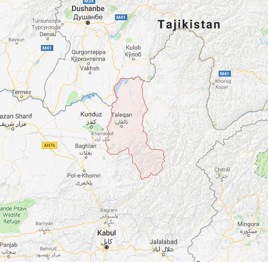 تحرير قاعدة عسكرية في تخار، ومقتل وإصابة عشرات الشرطة