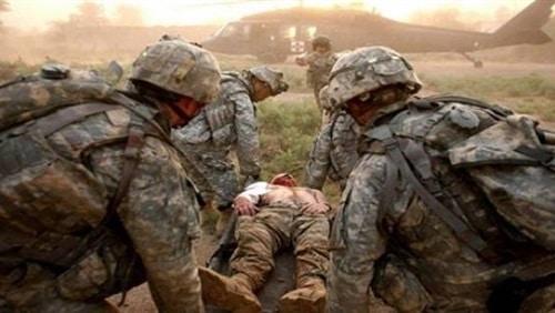 زرمت: تدمير مدرعة ومقتل 9 جنود عملاء وإصابة جنديين من القوات الأمريكية