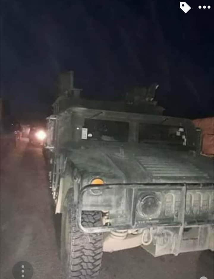 تحرير قاعدة عسكرية، ومقتل 10 شرطيين، وأسر 15 في مركز ولاية فراه