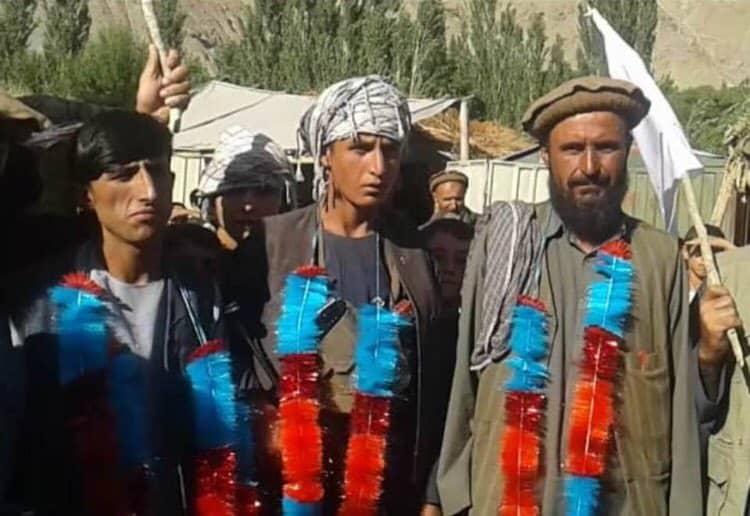 انضمام 3 شرطيين إلى المجاهدين في ولاية بدخشان