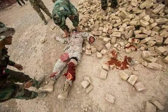 لوجر:تدمير مدرعتين، ومقتل ضابط أمريكي رفيع المستوى، في مديرية محمد أغه