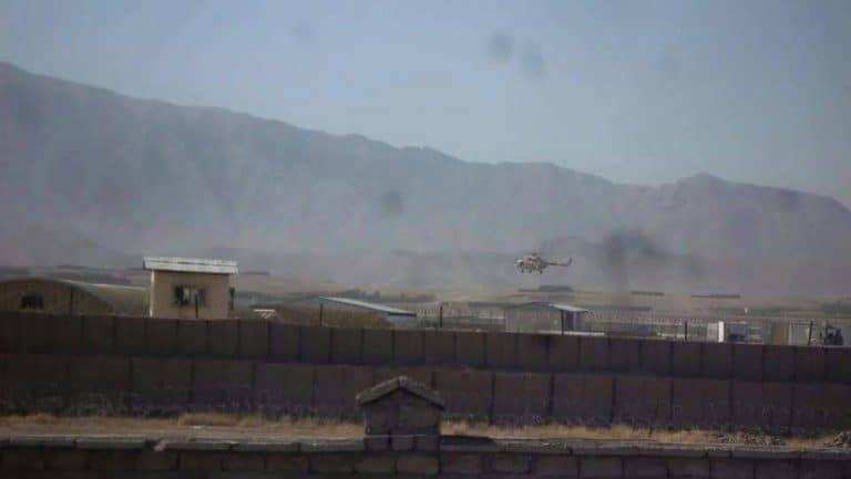 عاجل: جندي أفغاني غيور يقتل 4 جنود محتلين ويصيب 3 آخرين بجروح داخل مطار ترينكوت