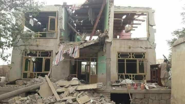 الأمريكيون المحتلون يقصفون 3 منازل ويقتلون 28 مدنيا أغلبهم نساء وأطفال في ولاية قندوز