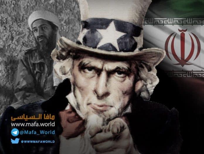 إيران والقاعدة .. أمريكا والإرهاب