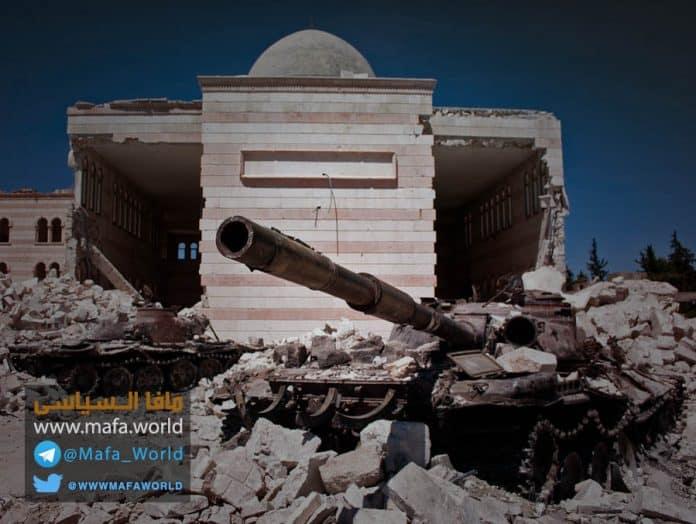 نظرة حول الداخل السوري (الجزء الرابع)