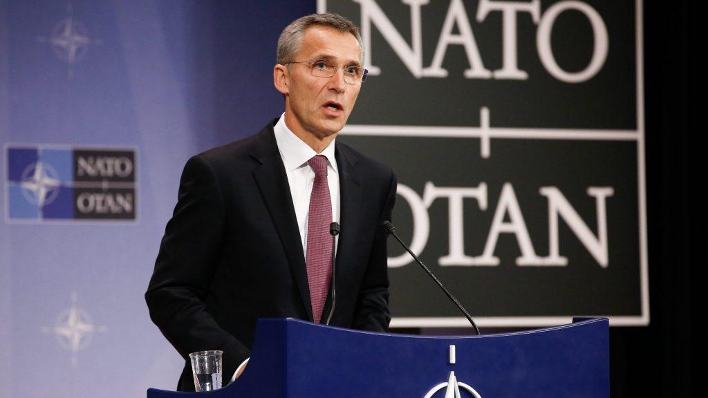 تصريحات المتحدث باسم الإمارة الإسلامية حول خطاب الأمين العام لحلف الناتو الغير المسؤول