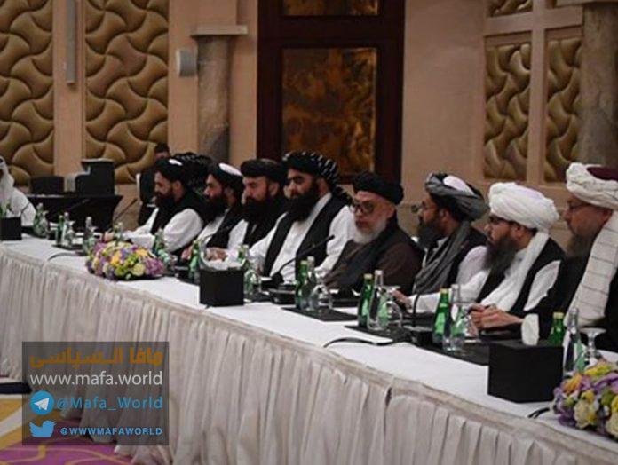 خطاب المولوي اميرخان متقي (مسؤول مكتب قيادة الإمارة الإسلامية) في مؤتمر قطر