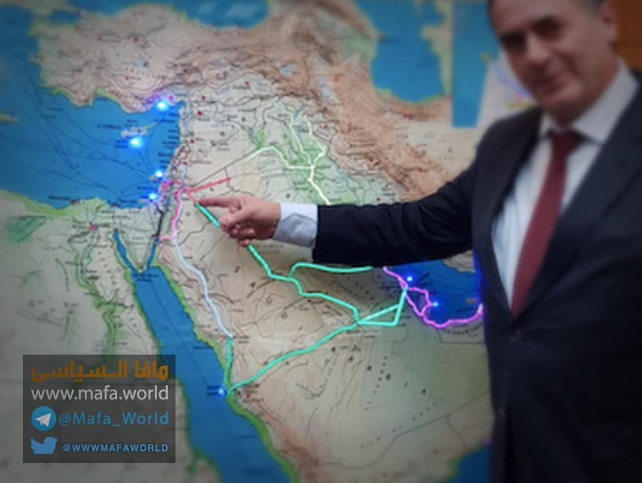 مشاريع ( حيفا ــ نيوم ) : تصفير استراتيجى لروسيا وإيران