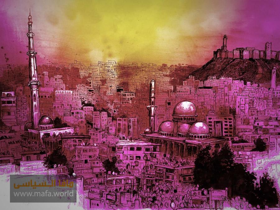المشهد السوري محاولة للفهم ( 1 )