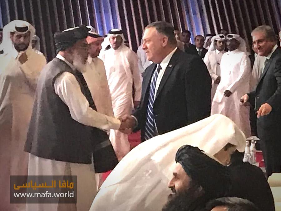 اتفاق إحلال السلام في افغانستان