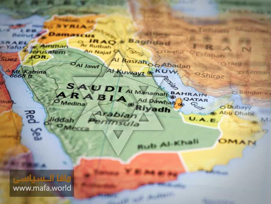 الدور الريادى لعبيد النفط . ماذا يعنى ربط مشيخات الخليج و السعودية بإسرائيل ؟ .