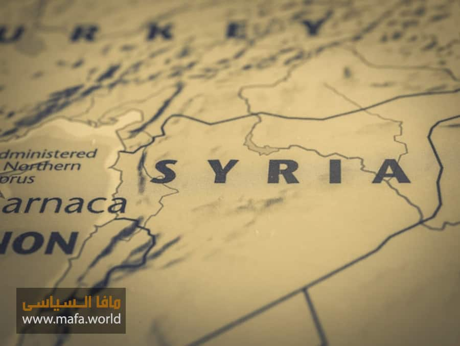معضلة سوريا وإيران مع النظام اليهودى للشرق الأوسط الجديد